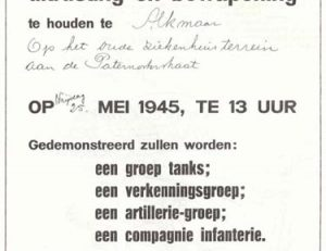 Alkmaar N-Holland May 1945 (1)