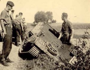 Brengun Carrier Mk II Dutch Army 1946 Holland