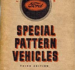 Ford Instruction Book