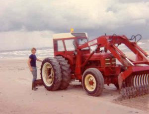 Fordson Major Beachwork Brother Hans