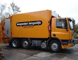 Garbage Truck 2007