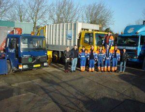 Leegwater crew 2002