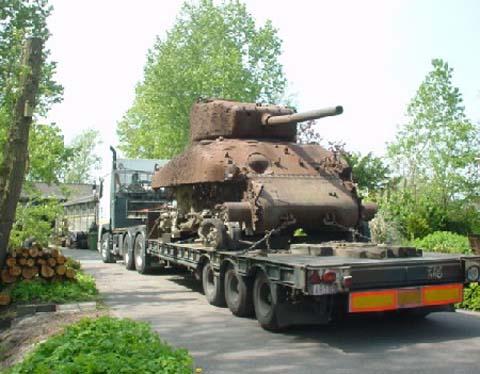Sherman M4A1E8 (1)