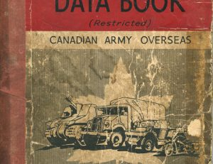 Vehicle Data Book December 1944