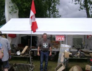 Beltring, war and peace show
