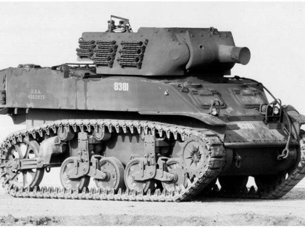 Tanks & Armoured Cars